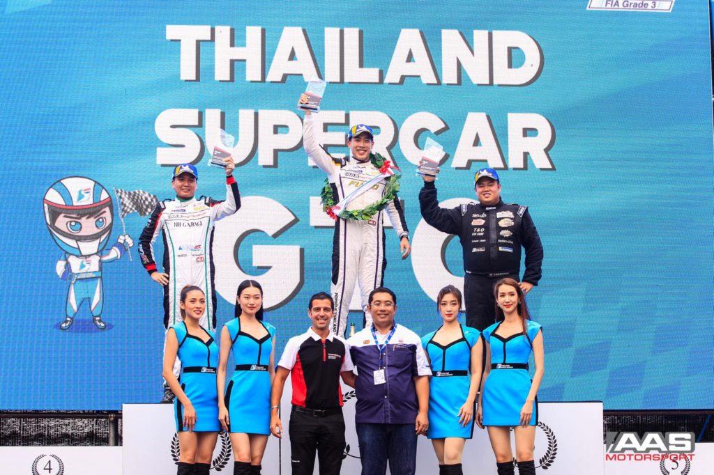 Thailand Supercar GTO