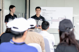 Porsche Driver's Safety Training 2019