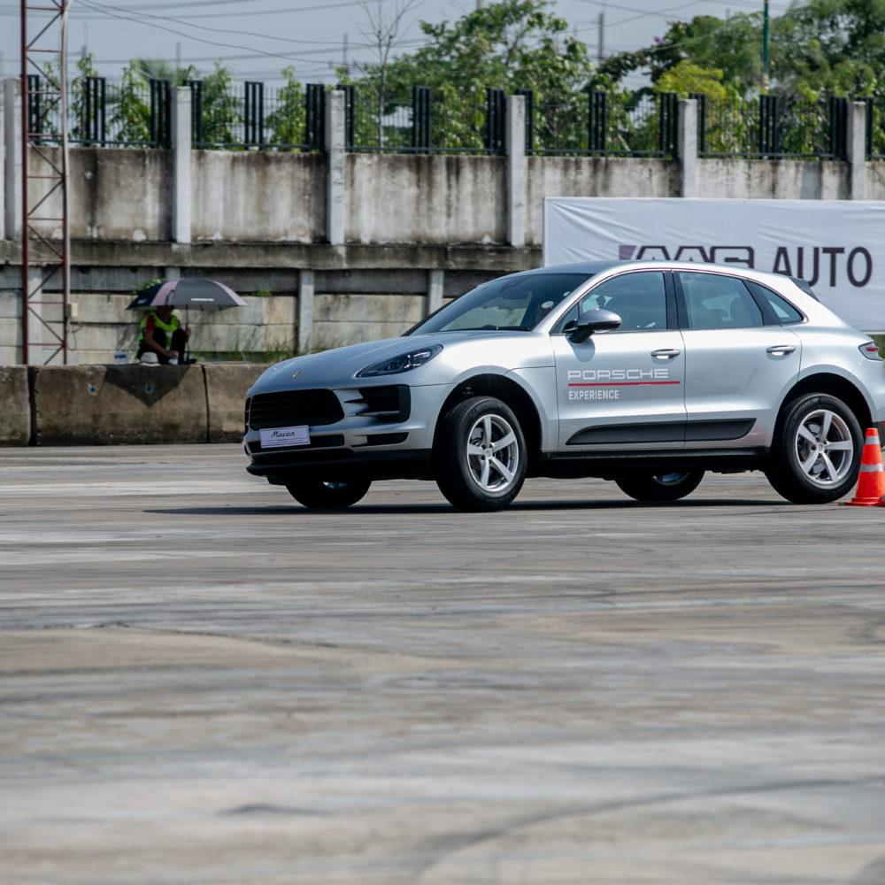 Porsche Macan Driving Experience 2019