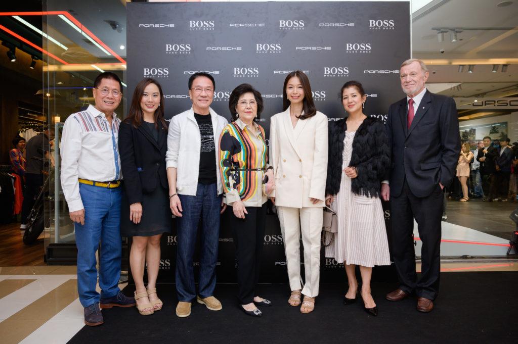 ปอร์เช่ ประเทศไทย และ Hugo Boss ร่วมฉลองความเป็นพันธมิตรระดับโลก