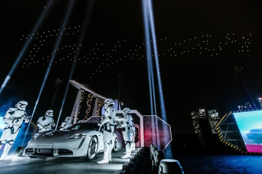 Porsche x Star Wars