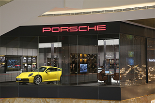 Porsche Studio Bangkok ICONSIAM