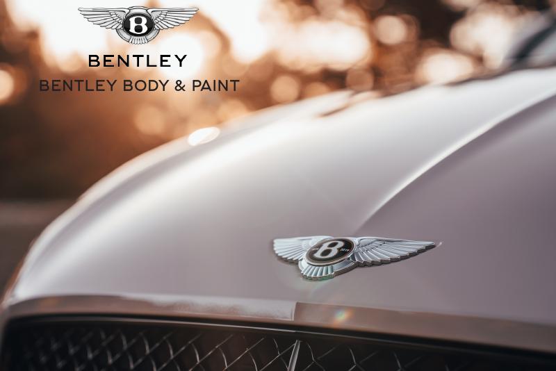 Bentley Body & Paint
